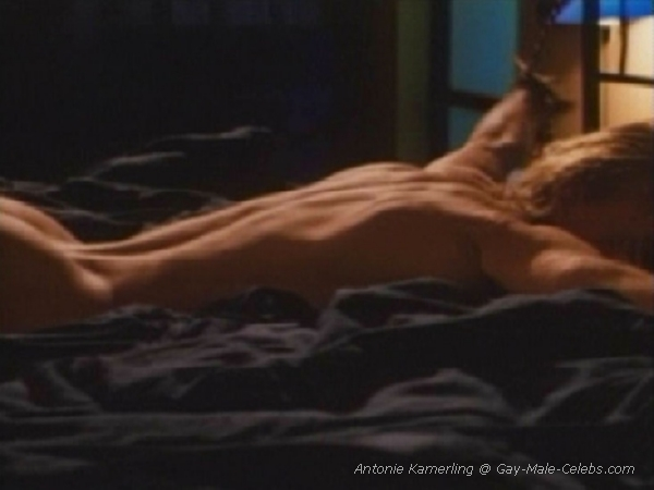 antonie kamerling nude   hollywood men exposed   nude