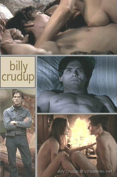 Is billy crudup gay