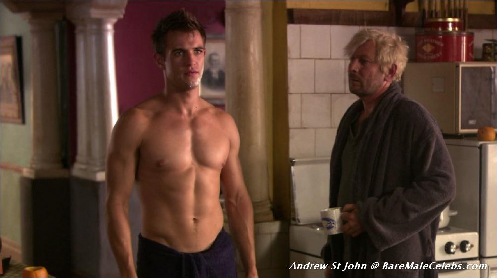 Andrew st john naked