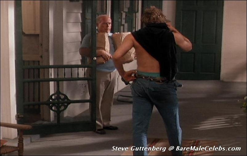 steve guttenberg naked jogging video uncensored
