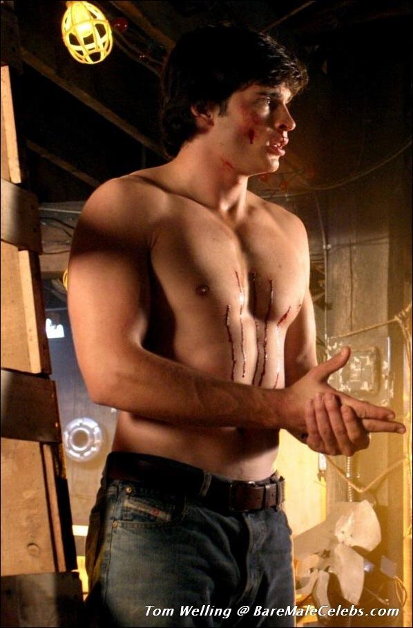 Nude tom welling Tom Welling