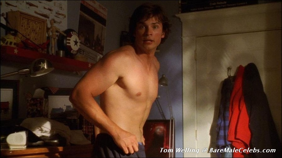 naked pictures of tom welling