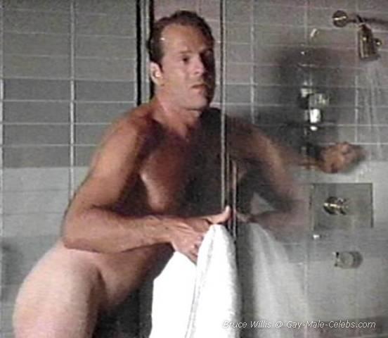 Bruce willis gay