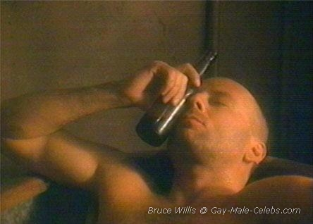 bruce willis gay