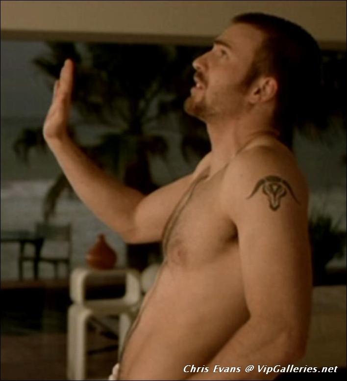 Chris Evans Gay Nude