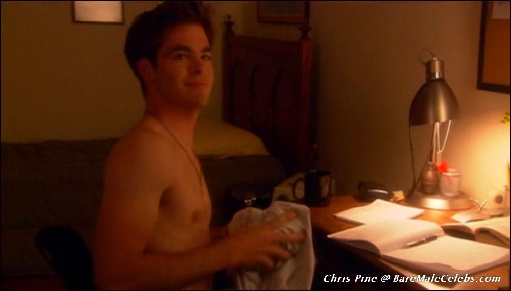Chris pine is gay