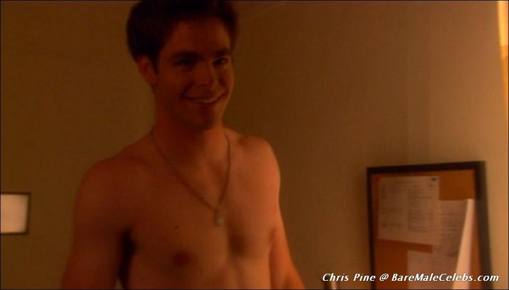 chris pines gay