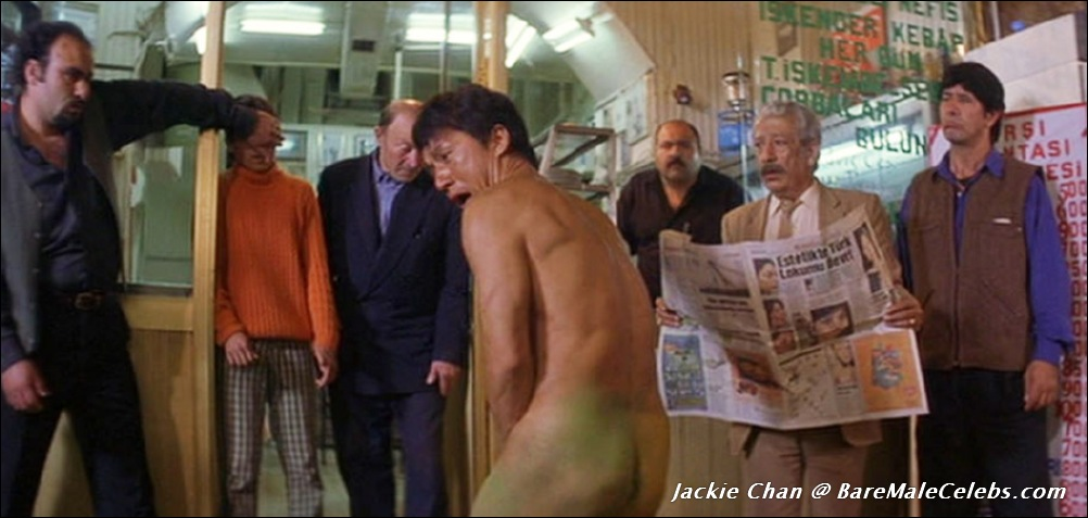 Is jackie chan gay