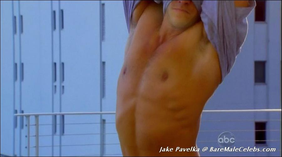 Pavelka nude watched jake bachelor