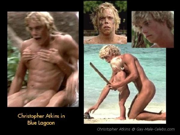 Atkins naked christopher Poseidon's Underworld: