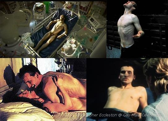 from Nolan is christopher eccleston gay