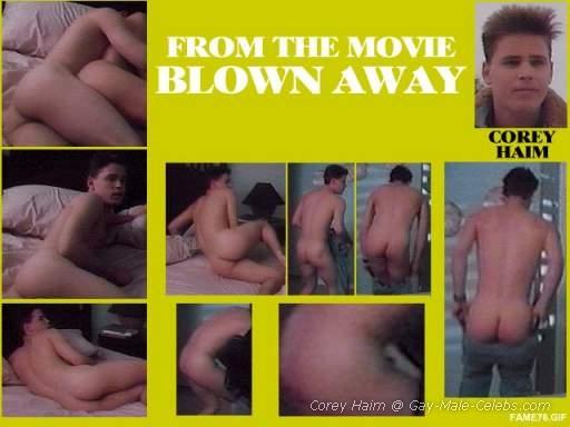 Nude photos of corey haim