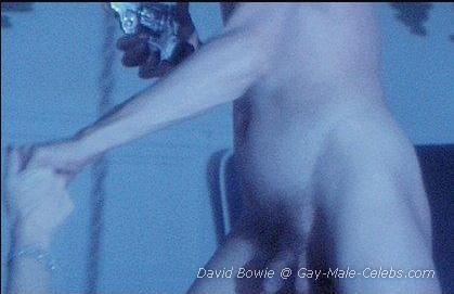 david bowie nude photos