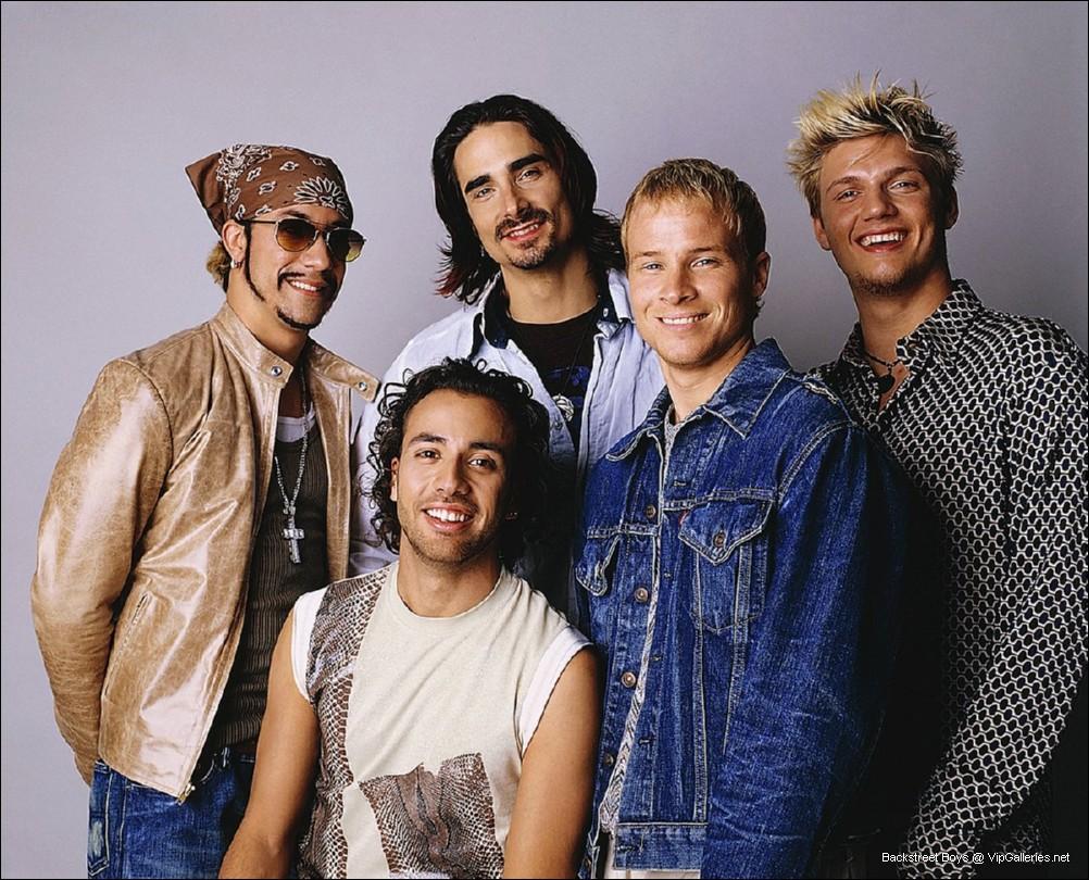 Backstreet Boys Am I Sexual