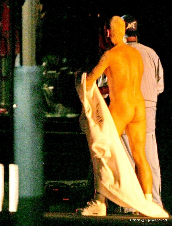 eminem naked and sex pics