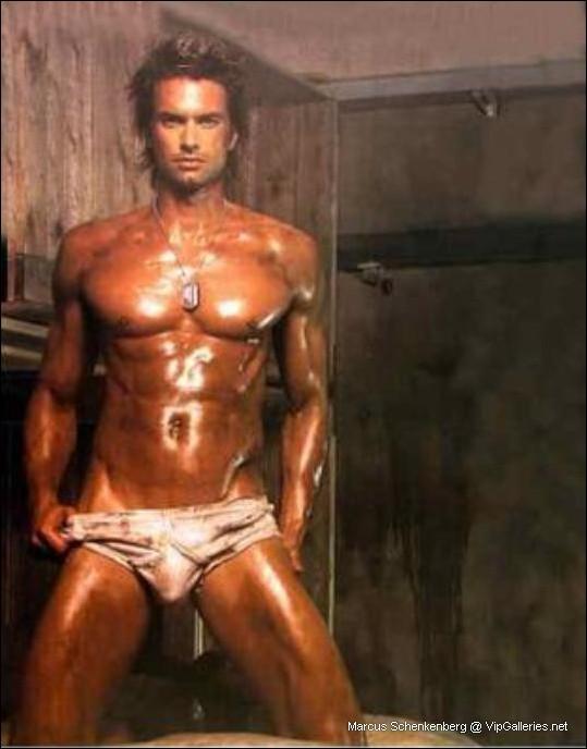 Naked Marcus