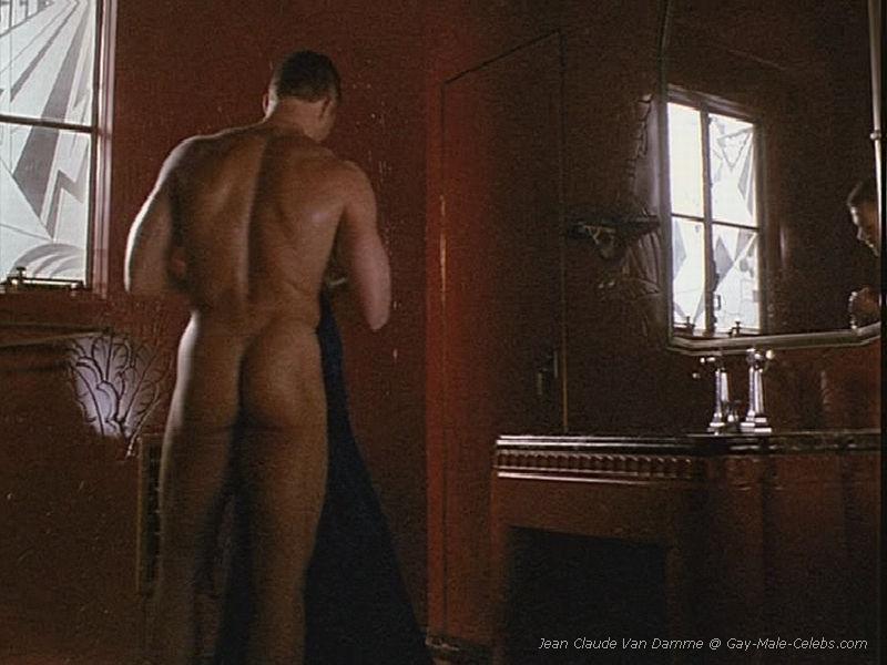 фото голый жан клод ван-дам