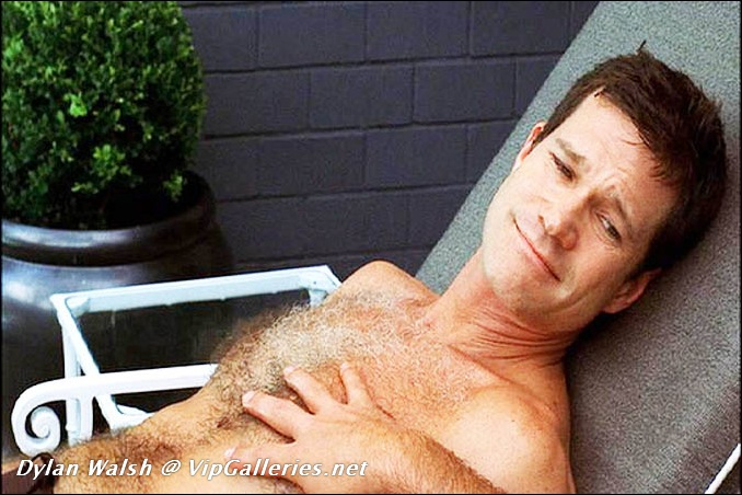 Confirm. agree Dylan walsh naked