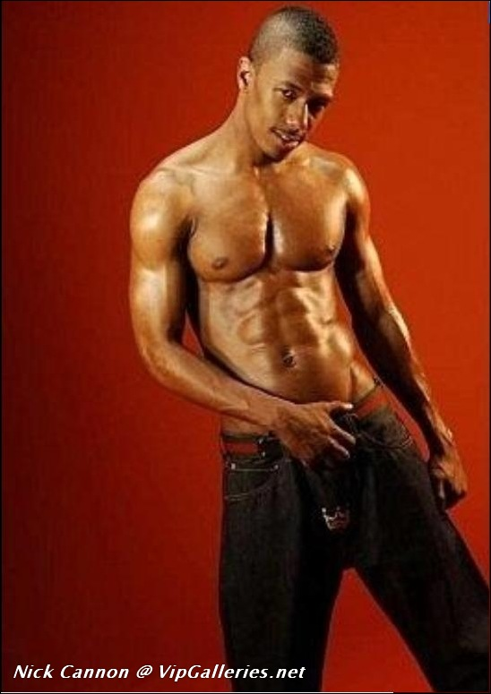 nude pics of nick cannon