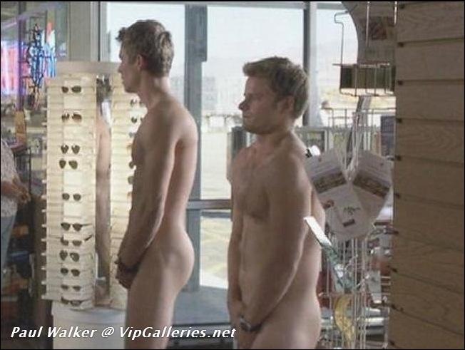 naked walker Gay paul