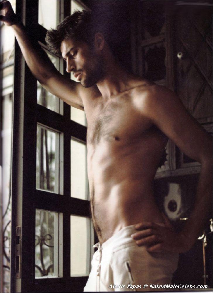Lebanese model nude
