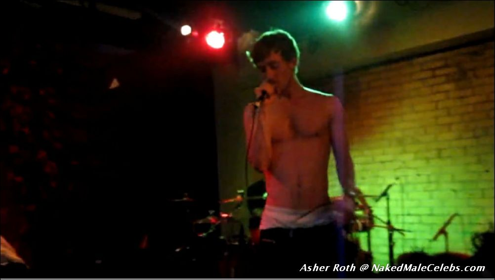 Asher Roth Naked 104