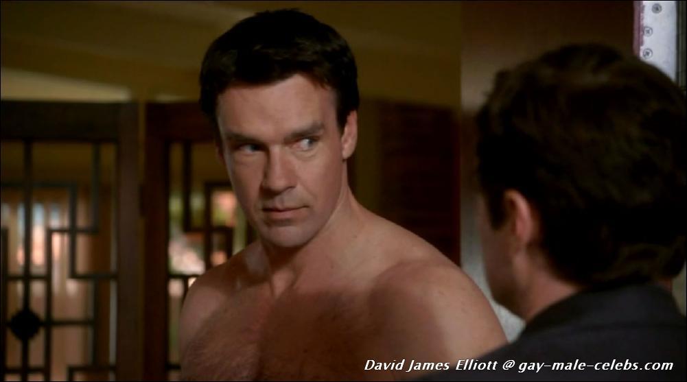 David James Elliot Nude