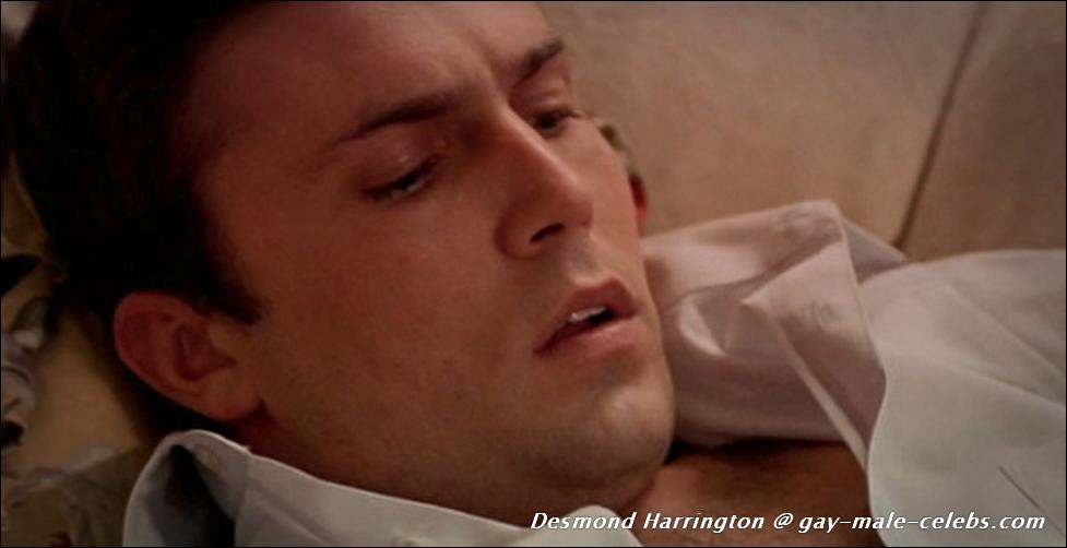 desmond harrington gay