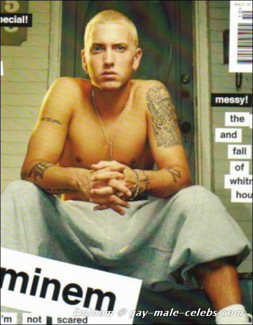 Pics Of Eminem Naked 14