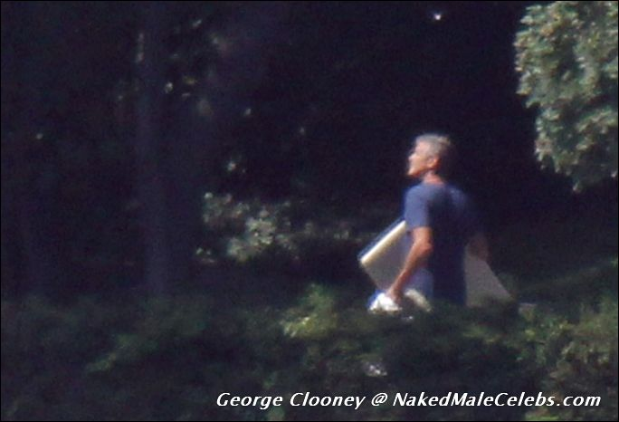 george clooney nude picture