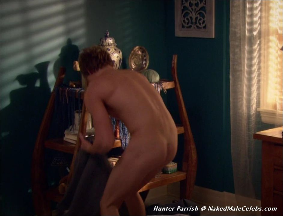 Consider, that hunter parrish naked full