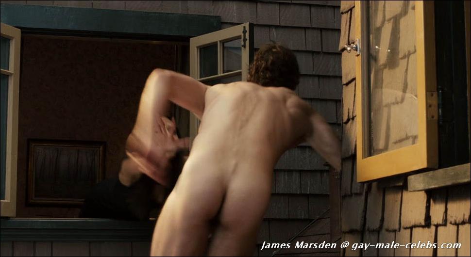 Maliah Naked James Marsden Hot Naked