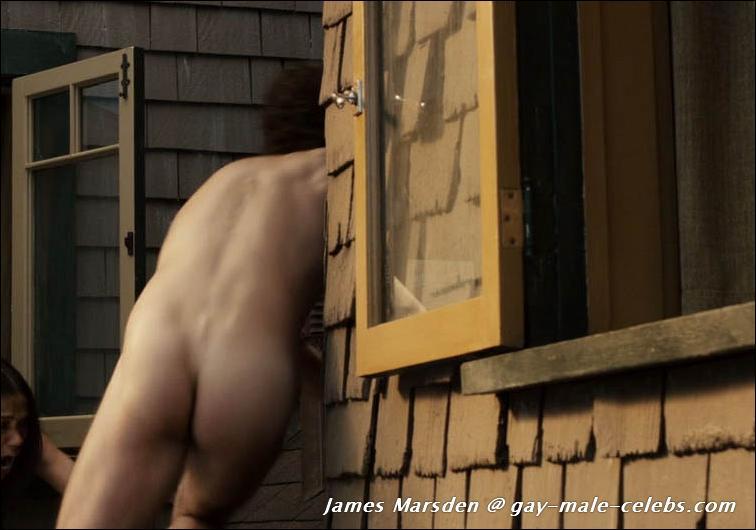 marsden nude james
