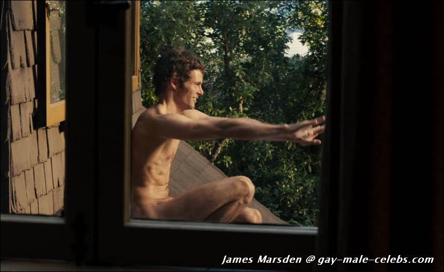 Naked james fakes marsden