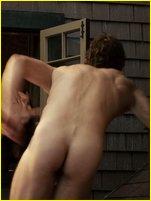 James marsden naked shower