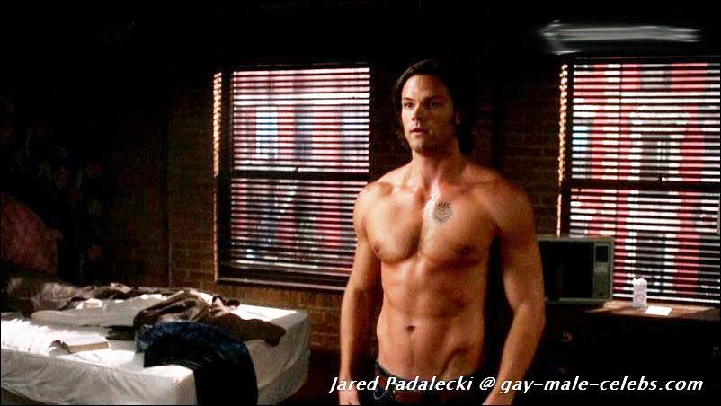 Jared Padalecki Naked Bondage