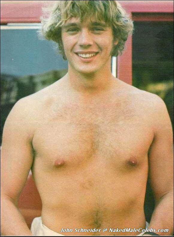 John schneider naked are not