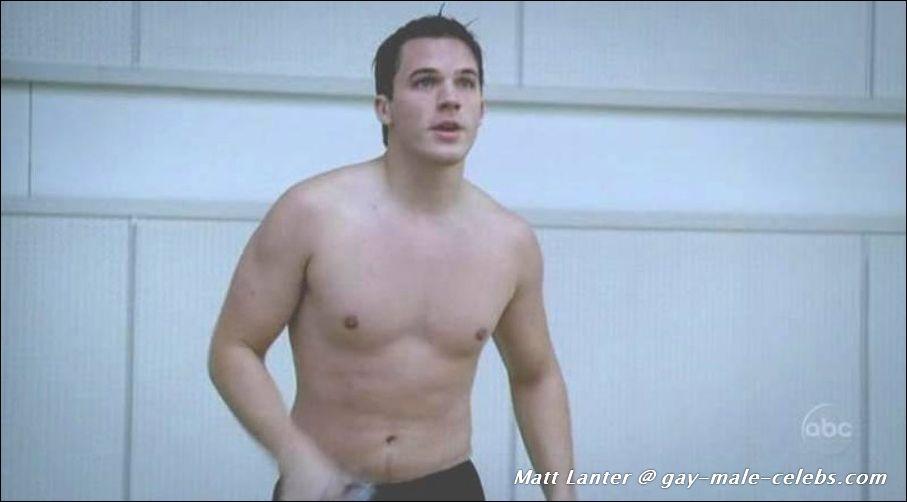 For explanation. Matt lanter nude