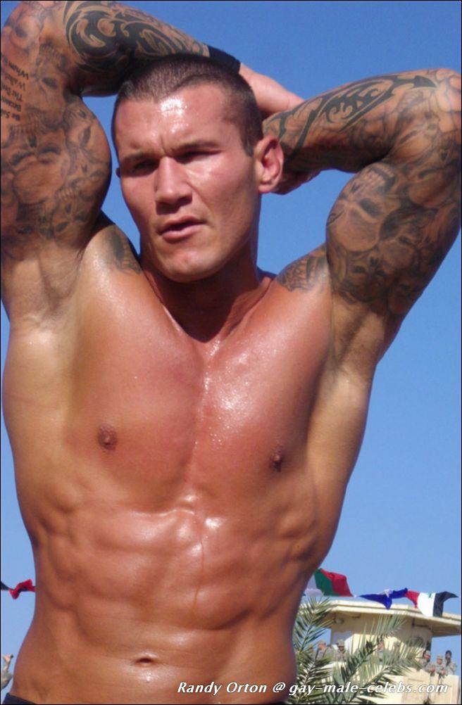 Randy orton naked