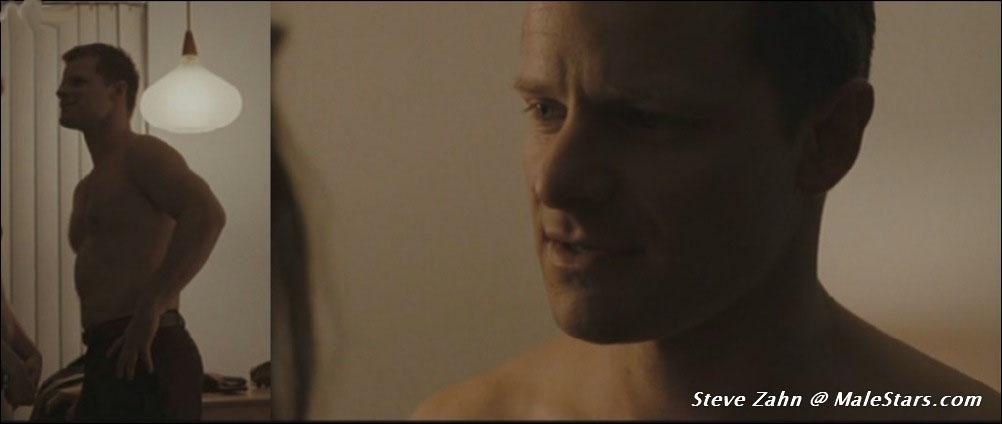 naked Steve zahn