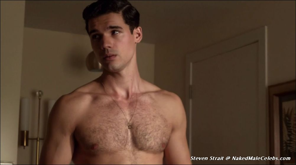 Suggest Steven strait nude