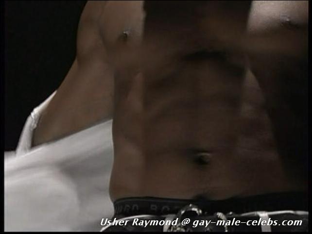 Think, Usher naked would like