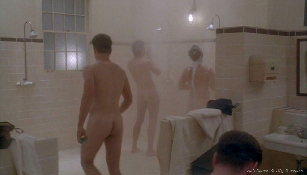 Not nude matt damon think only!
