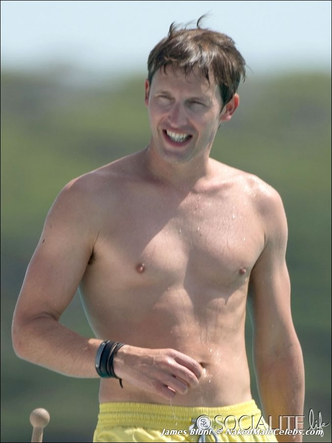More nude pics & movies of James Blunt at dailymalecelebs.net
