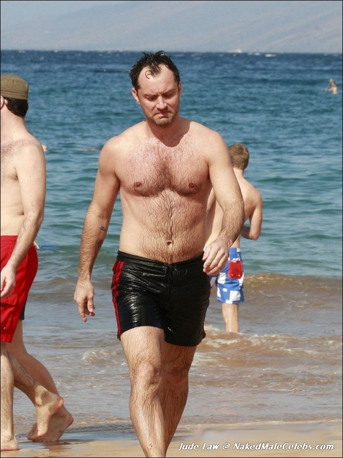 More nude pics & movies of Jude Law at dailymalecelebs.net