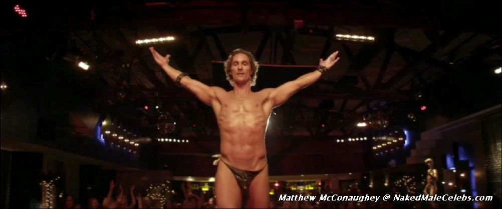 12 Amazing Nude Photos Looking Back at Matthew Mcconaughey