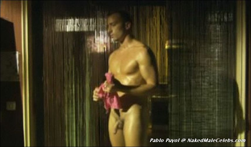 More nude pics & movies of Pablo Puyol at dailymalecelebs.net