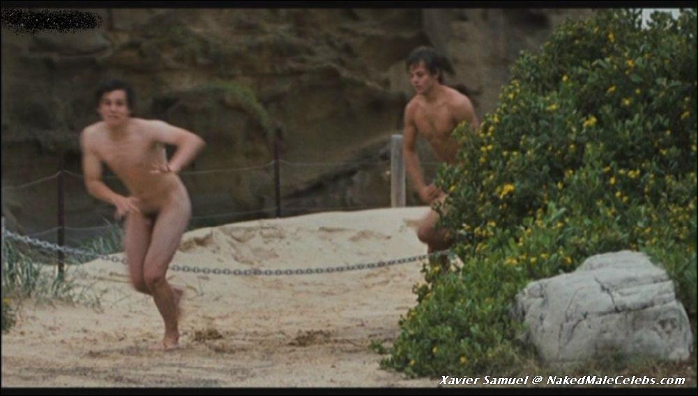NakedMaleCelebs.com | Xavier Samuel nude photos