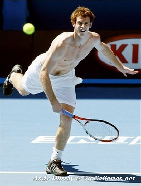 Sexy Muslimah Naked Photo Of Andy Murray