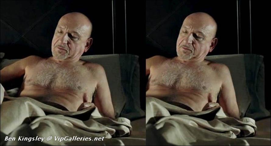 Ben kingsley naked